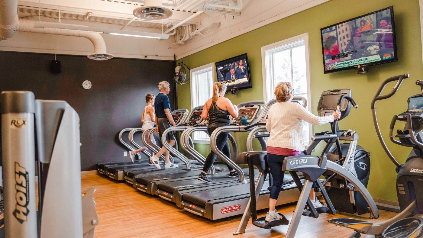 gyms and coronavirus