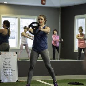 Group Fitness   Personal Trainer Aiken SC